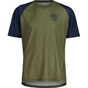 Maloja StachelbeereM. Multi Short Sleeve Multisport Jersey Men, moss